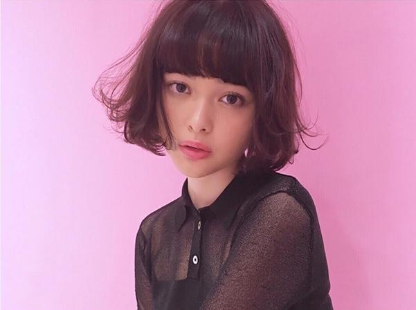 玉城ティナ,髪型