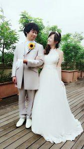 松本まりか,結婚